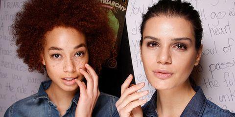 Hair, Face, Eyebrow, Skin, Hairstyle, Nose, Lip, Cheek, Beauty, Forehead,