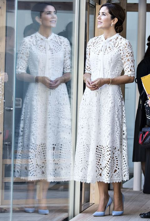 5e835d887e Mary Donaldson se viste de novia en Japón