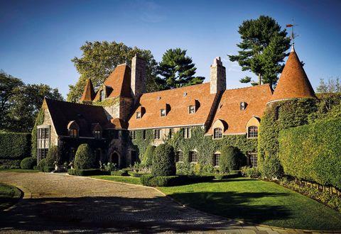La mansión de Tommy Hilfiger