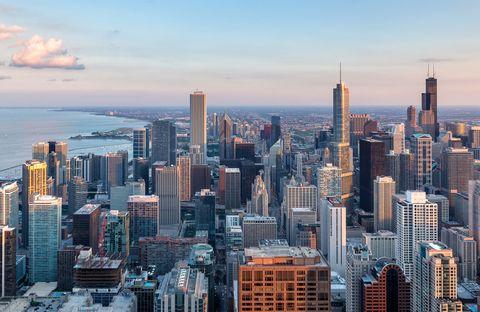 City, Metropolitan area, Cityscape, Urban area, Metropolis, Skyscraper, Skyline, Daytime, Tower block, Sky,