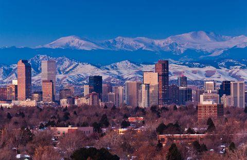 Metropolitan area, City, Cityscape, Urban area, Metropolis, Skyline, Daytime, Sky, Human settlement, Mountainous landforms,