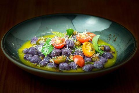 Mejores restaurantes vegetarianos y veganos de España: Pizzi& Dixie Madrid