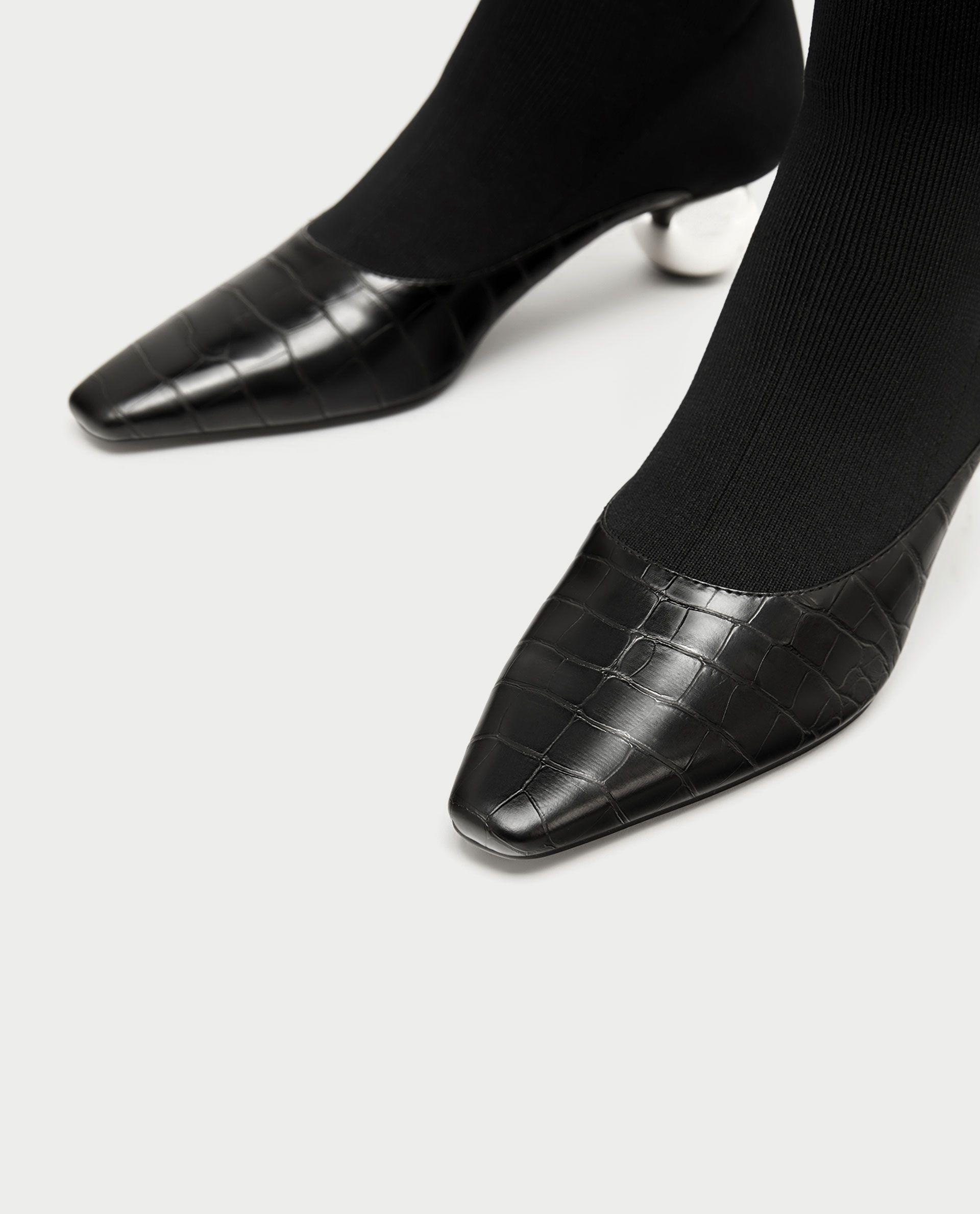 Estos Zapatos Más Son De Originales Sin Zara Los Duda yY7bg6f