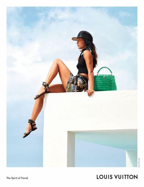 Fashion, Leg, Fashion model, Footwear, Advertising, Photo shoot, Human leg, Summer, Photography, Model,