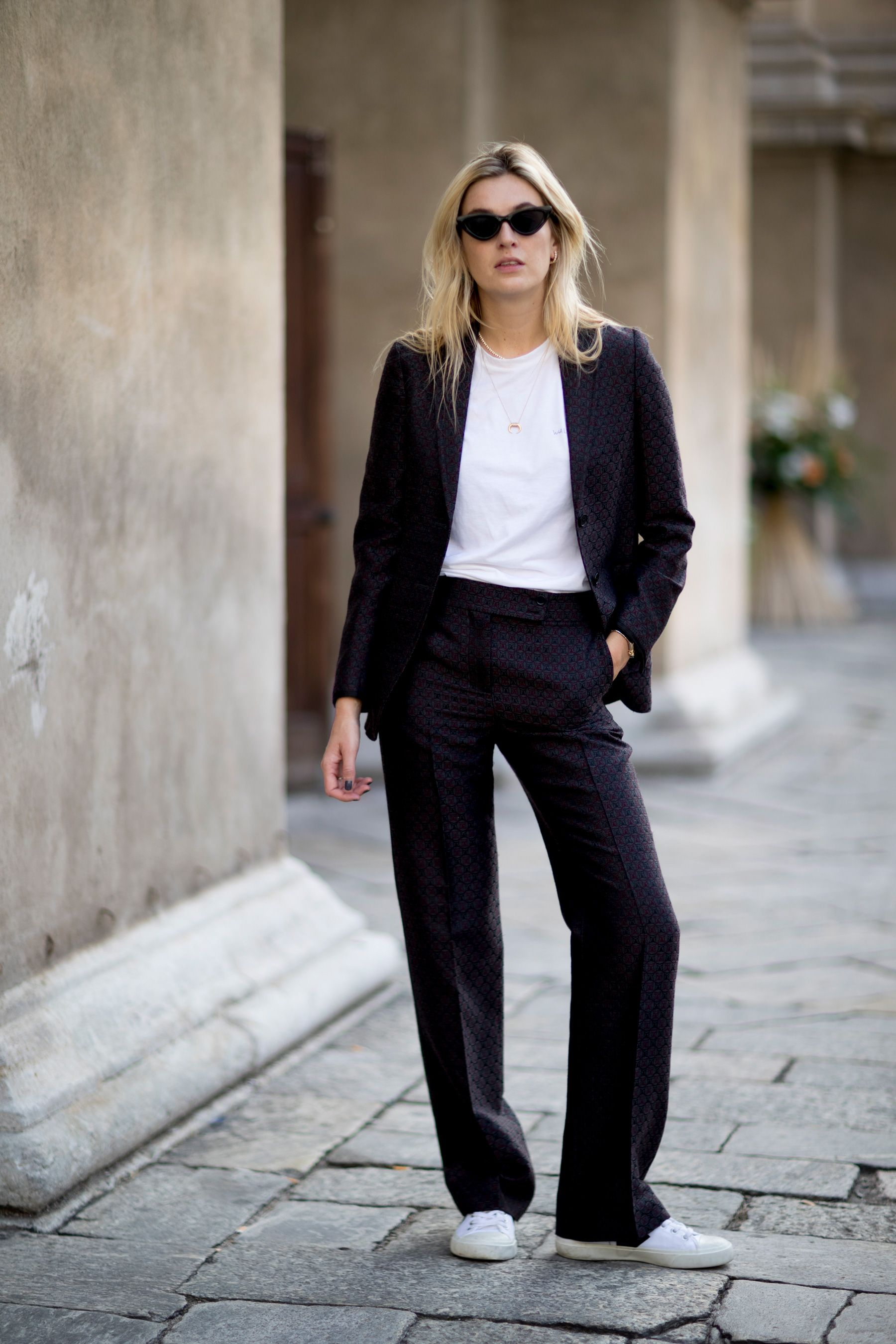 23 Looks Para Combinar Un Pantalon Negro Normal