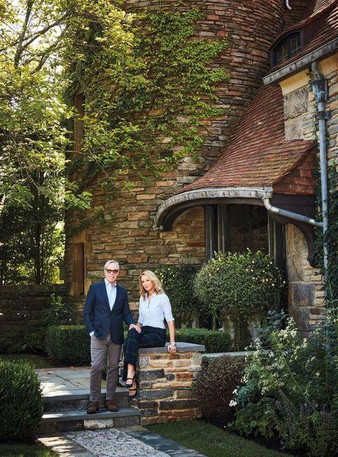 La mansión de Tommy Hillfiger y su mujer Dee