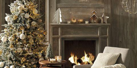 f98e2a4dd0345 Vive la Navidad en un hogar de cuento