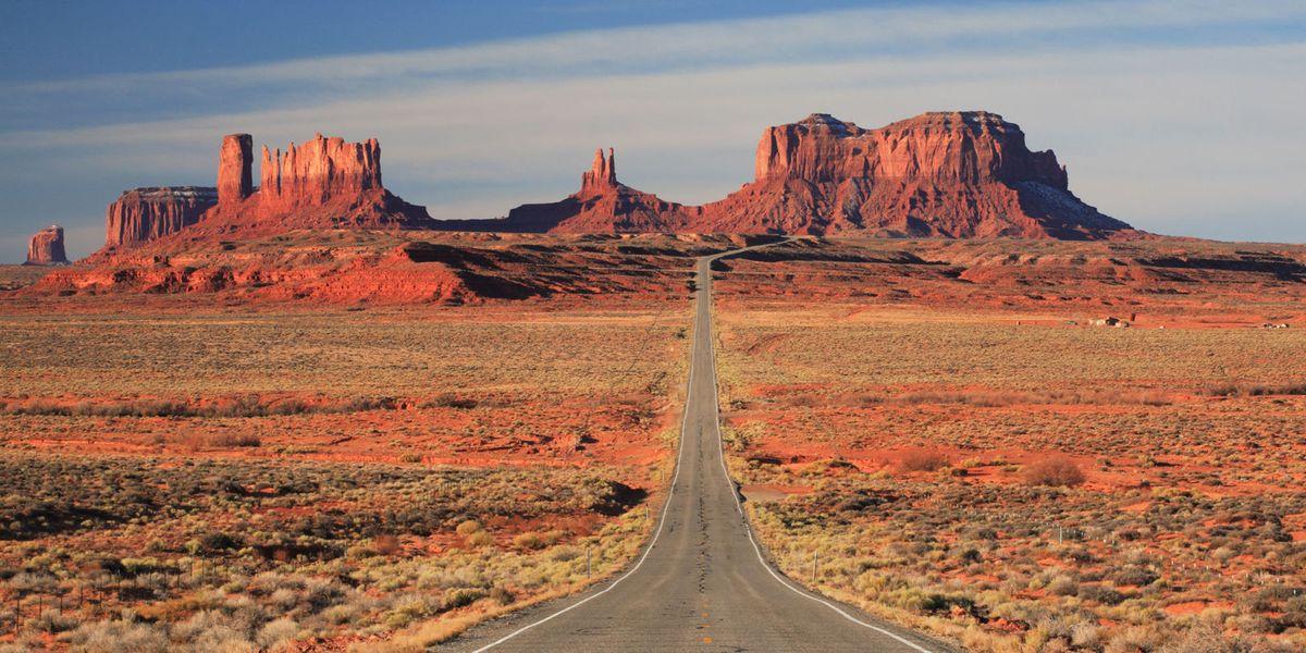 Bienvenida a Arizona, el 'road trip' por el desierto rojo que te cambiará  la vida