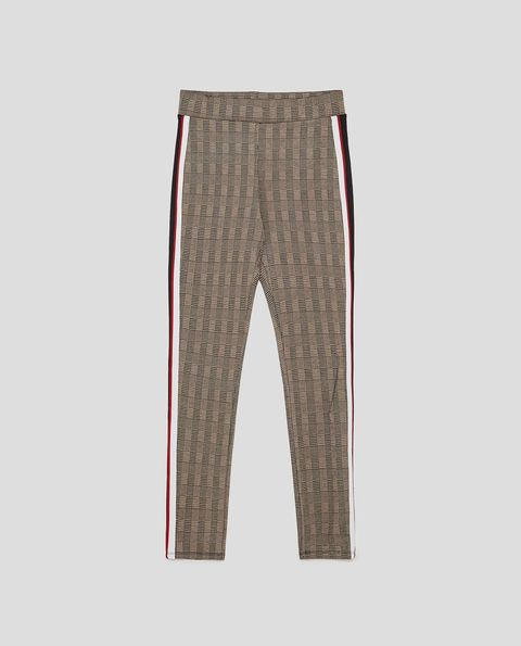 Clothing, Trousers, Sportswear, Active pants, sweatpant, Beige,