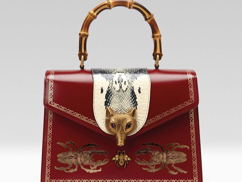 Bolso de Gucci, de la colección F/W 17-18