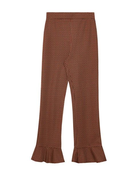Clothing, Brown, Trousers, Sportswear, Pattern, Active pants,