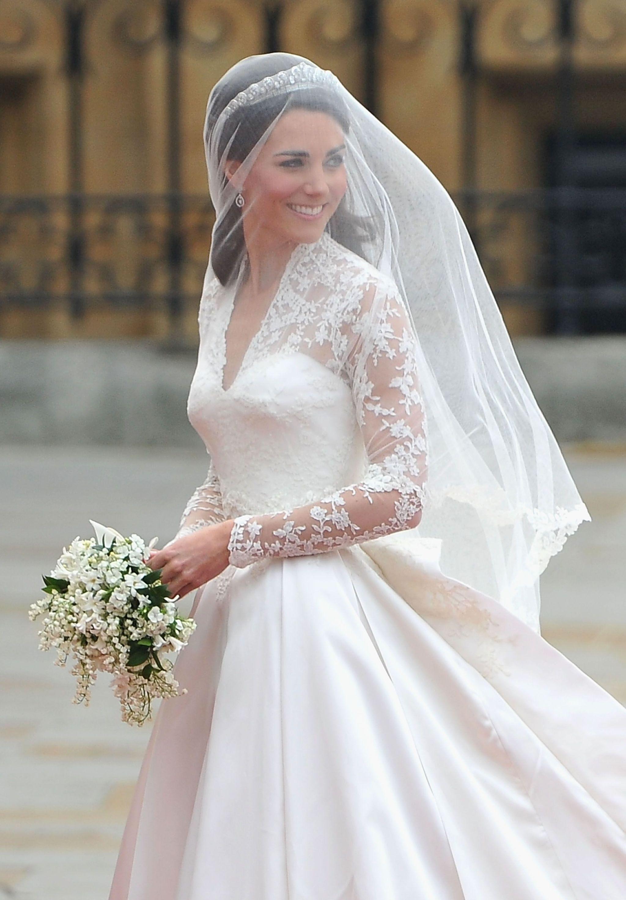 Q significa sonar con vestido de novia azul