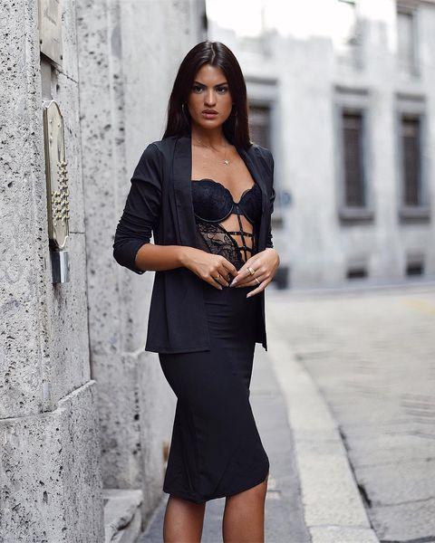 0b0c1ad5b84 20 looks de Nochevieja que no son el típico vestido. - Combinaciones ...