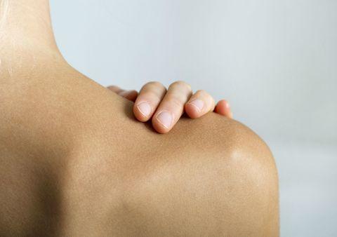 dolor muscular en la espinilla constante