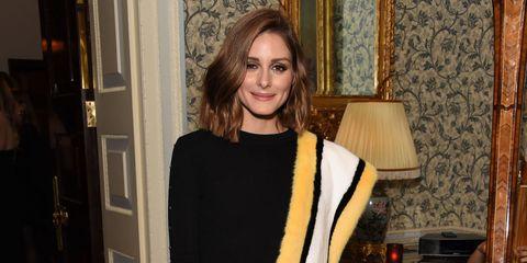 e27b77fc0b Olivia Palermo elige un bolso de Zara como clave para su look- El ...