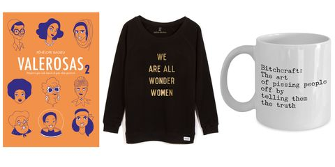 ec2dd6096 Los mejores regalos feministas - 20 regalos para defender a la mujer