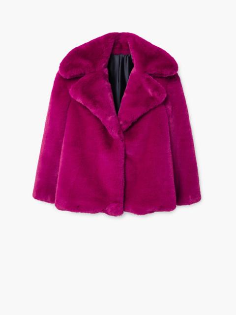 25 abrigos de pelo sintético de Zara, Mango, Stradivarius, Bershka, H&M , Topshop, Bimba y Lola.