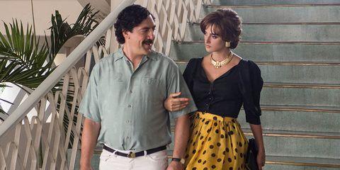 Loving Pablo Javier Bardem Penélope Cruz