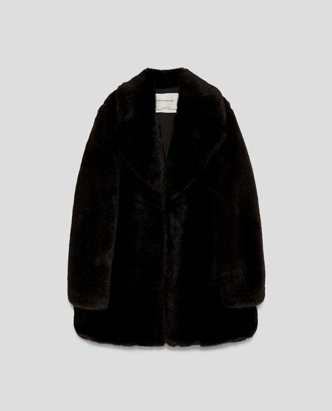 en venta 54bd7 1ccf7 Dónde conseguir el abrigo de peluche que tu invierno necesita