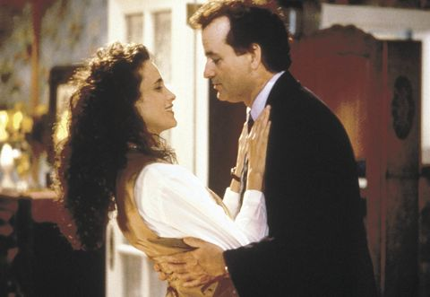 Mejor comedia romántica: Atrapado en el tiempo
