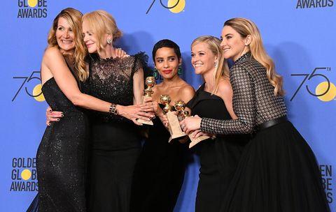 Después de convertirse en una de las ganadoras de los Globos de Oro, el sueldo de Nicole Kidman y Reese Witherspoon se cuadruplicará. El resto del reparto también experimentará un gran aumento de sueldo.
