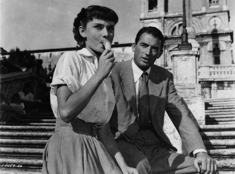 Mejor comedia romántica: Vacaciones en Roma