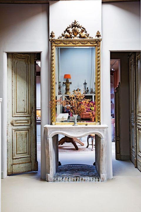 casa de Lita Cabellut