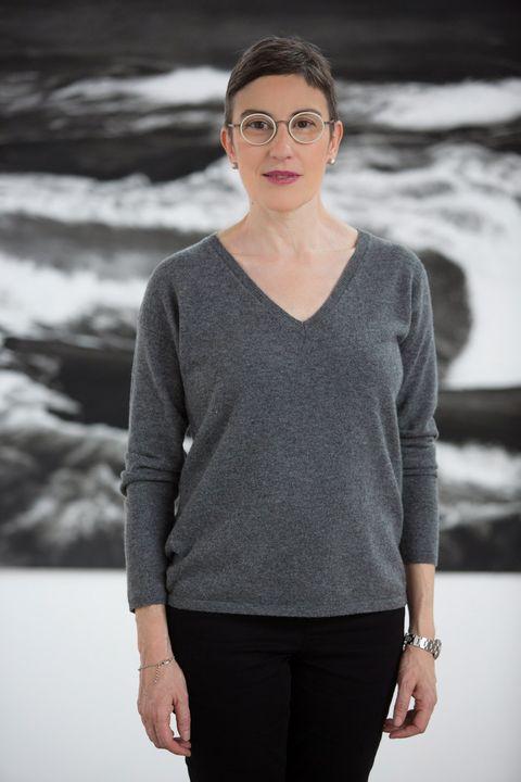Mónica Álvarez Careaga, comisaria de la feria Drawing Room Madrid