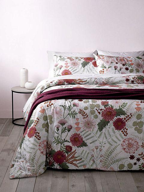 Tendencias en ropa de cama: colores, tejidos...