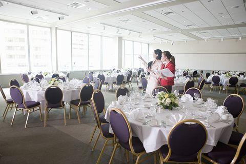 Organiza, planifica y diseña todo tipo de bodas