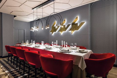 Restaurante Xanverí del chef César Anca