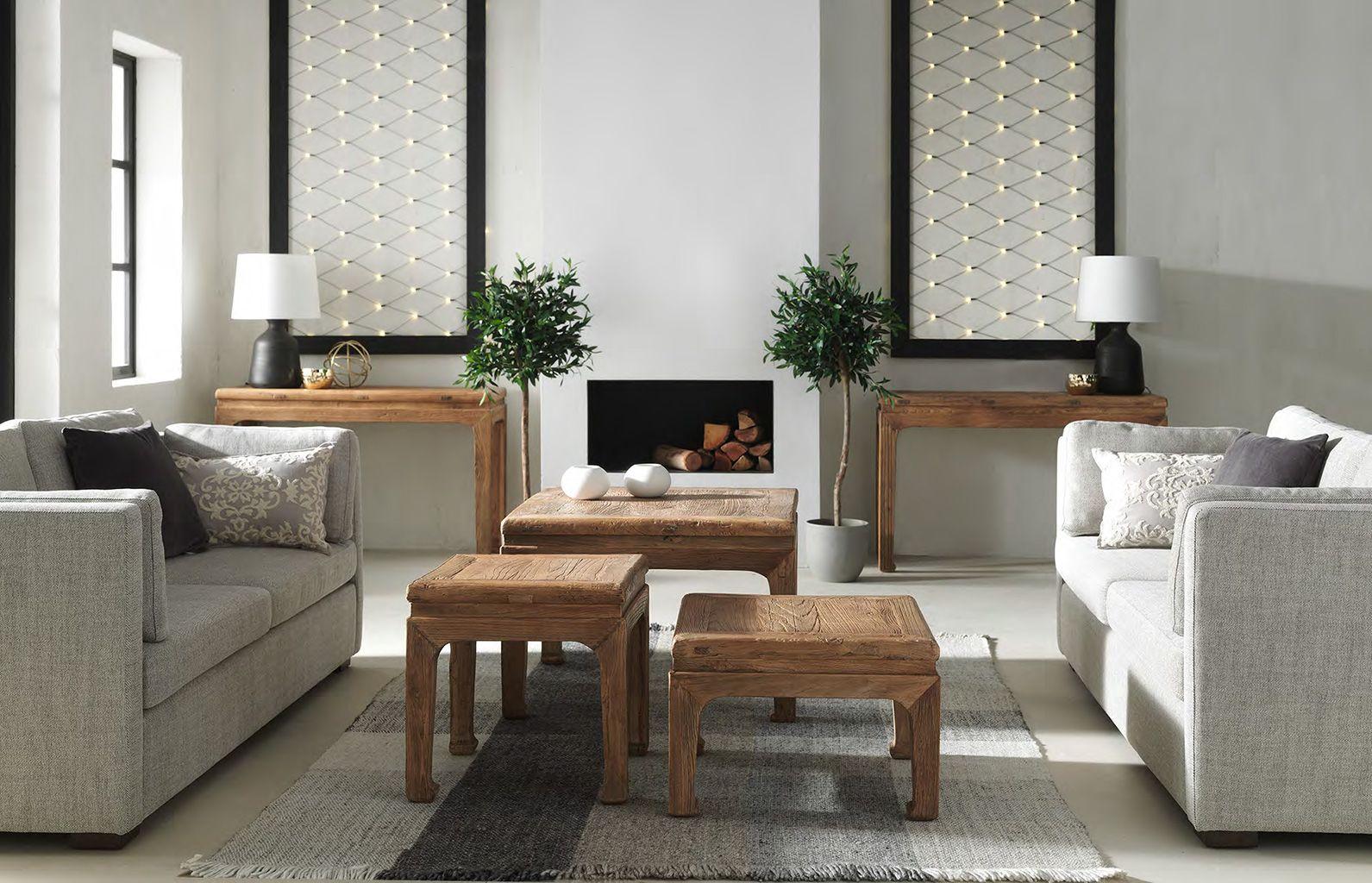 Decorar con madera es tendencia - La madera, reina de la decoración