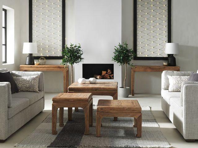 ae1b00447 Decorar con madera es tendencia - La madera, reina de la decoración