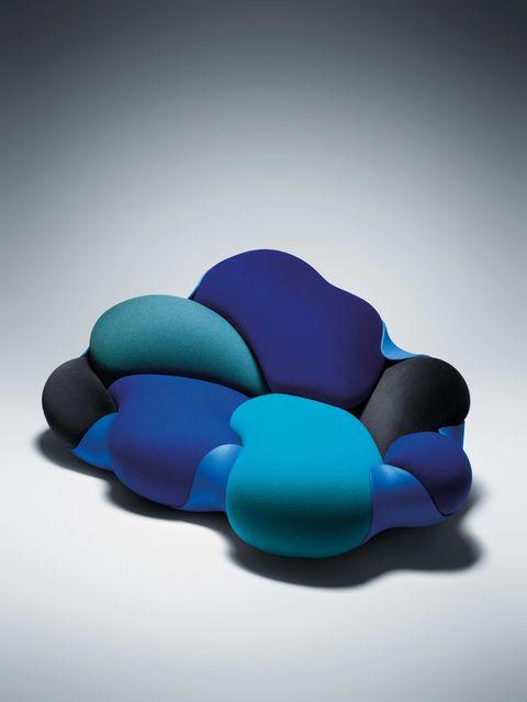 Sofá Bomboca de la calección Objets Nomades, de Louis Vuitton