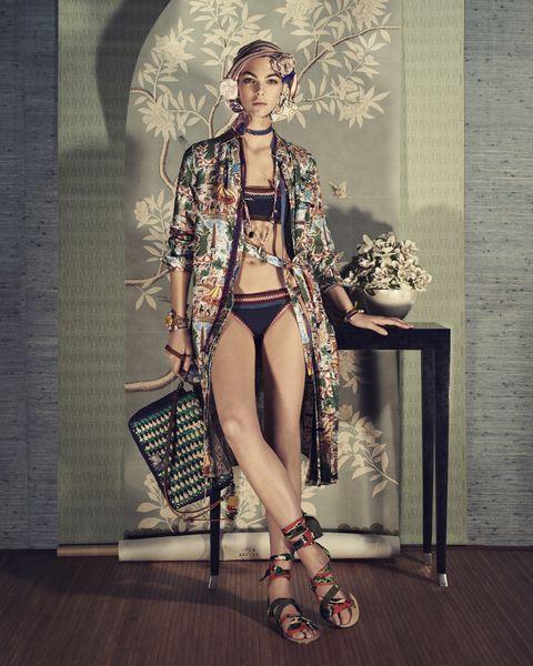 Clothing, Fashion model, Fashion, Fashion design, Leg, Footwear, Lingerie, Model, Shoe, Human leg,