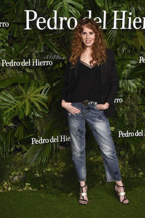 Nadie quiso perderse la vuelta a la pasarela de Pedro del Hierro, tras 16 años fuera de ella, en su desfile en la Fashion Week de Madrid.