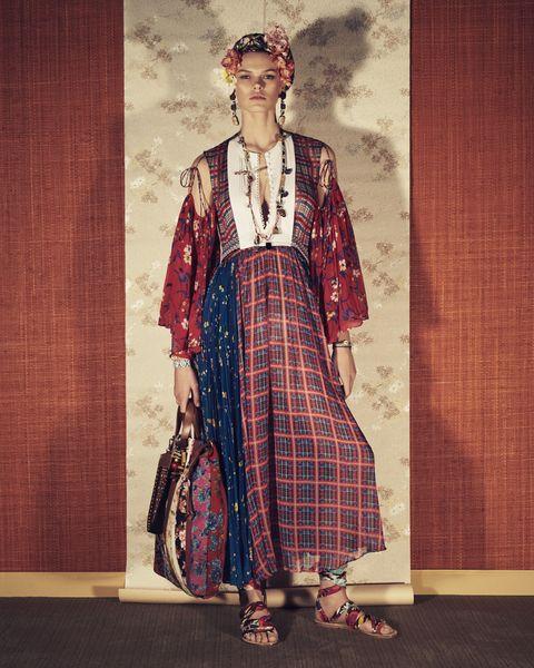 Clothing, Fashion, Pattern, Tartan, Plaid, Fashion design, Design, Textile, Dress, Outerwear,