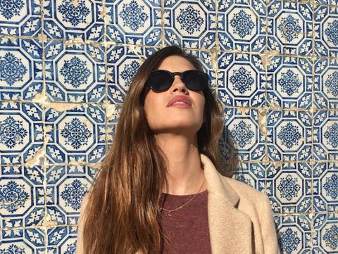 moda caliente comparar el precio cupón de descuento Sara Carbonero nos enseña en Instagram el abrigo de Zara que ...