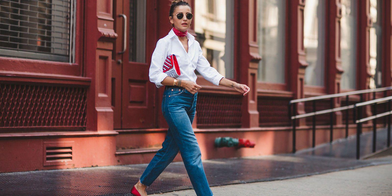 Cómo llevar la camisa blanca Así se combina la camisa blanca