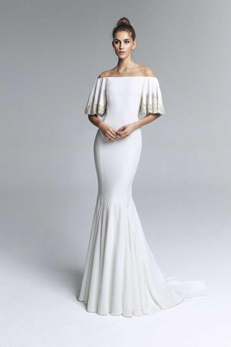 Vestidos de novia rocieros 2019