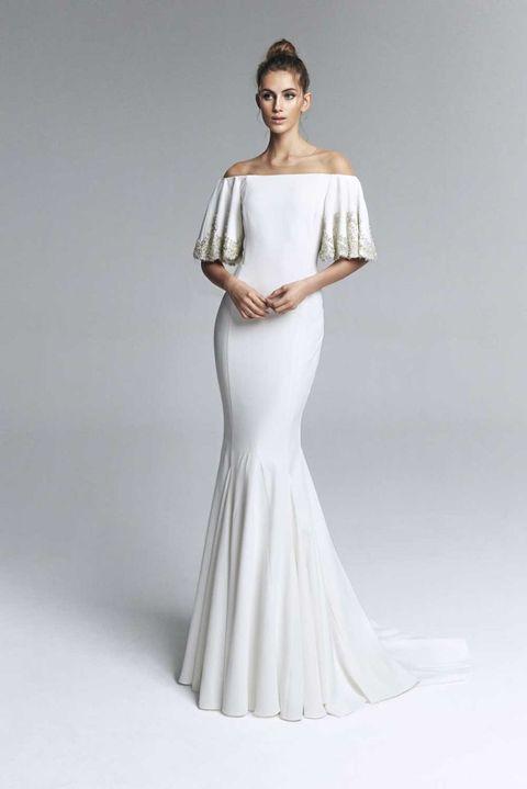a0f83262b Los vestidos de novia de  Victoria  de Vicky Martín Berrocal arrasan ...