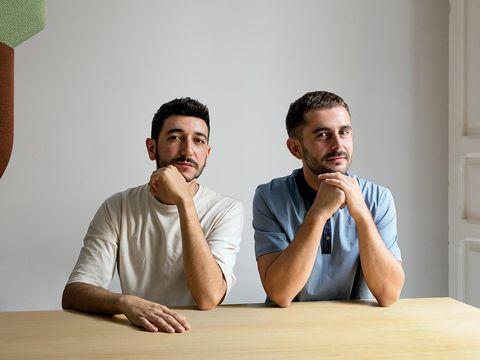 Mut Design: Eduardo Villalón y Alberto Sánchez