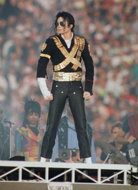 Michael Jackson Super Bowl