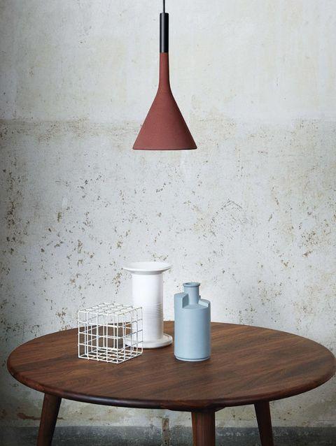Lámpara Aplomb, de Paolo Lucidi y Luca Pevere para Foscarini.