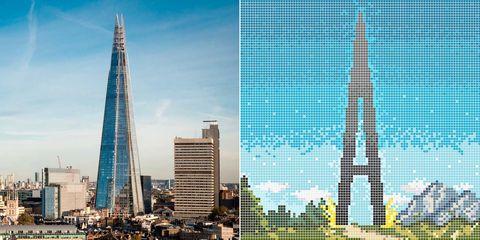 Edificios Emblemáticos: Edificio Shard en Londres
