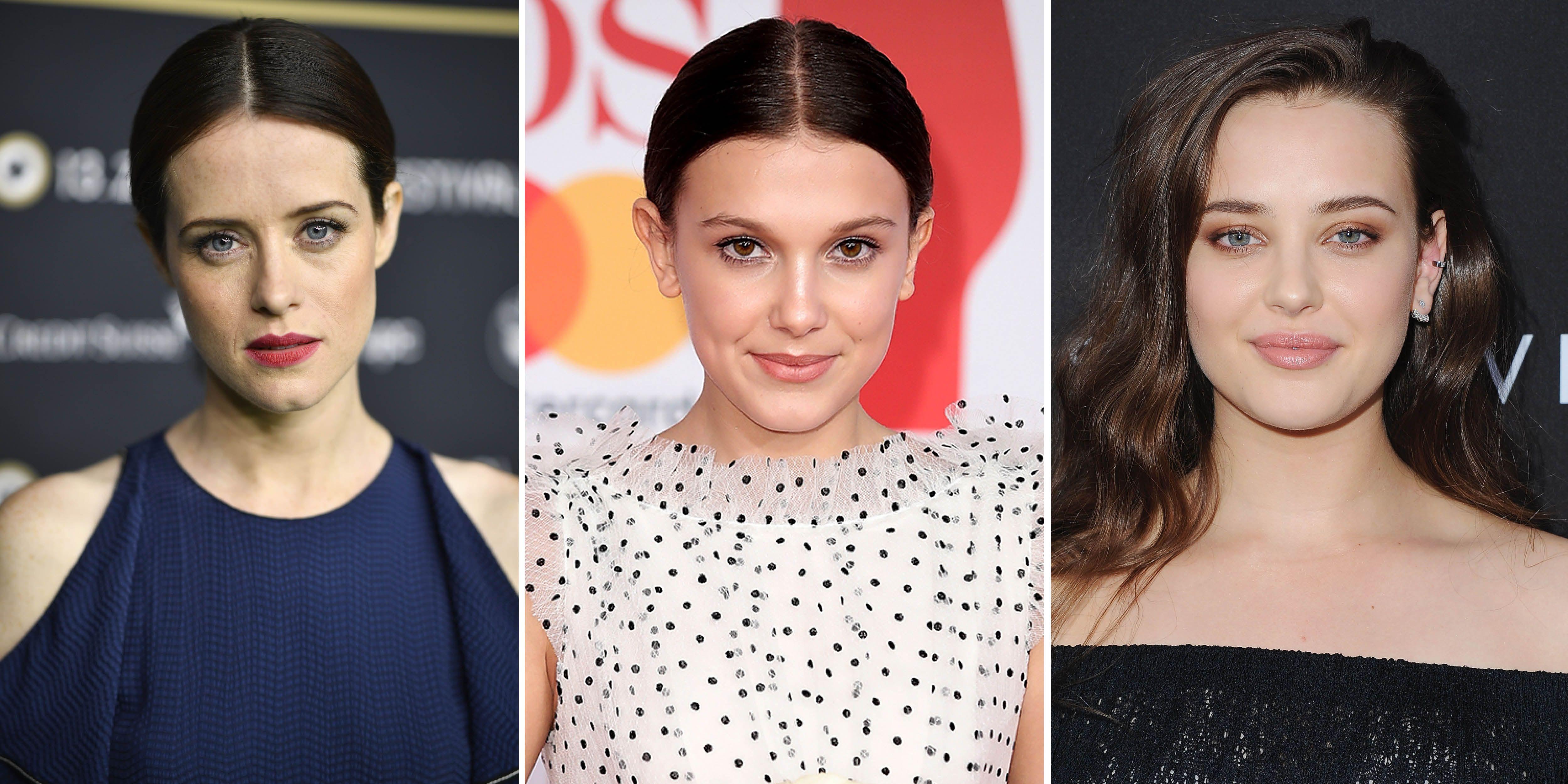 Actrices Americanas Rubias actrices de series de netflix - mejores actrices de netflix