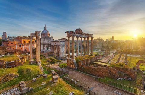 viajar dos dias a Roma