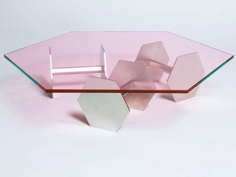 Mesa con mancuernas, colección Body Building