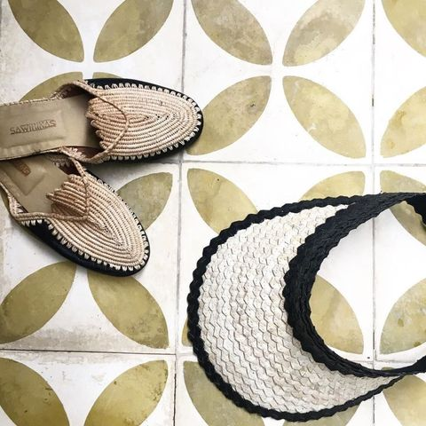 Leaf, Placemat, Circle, Pattern, Textile, Oval,