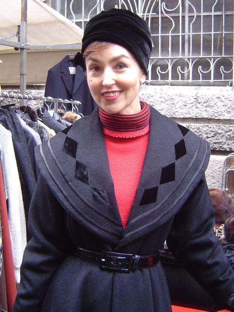 Textile, Cap, Winter, Headgear, Fashion, Street fashion, Clothes hanger, Costume, Beanie, Belt,